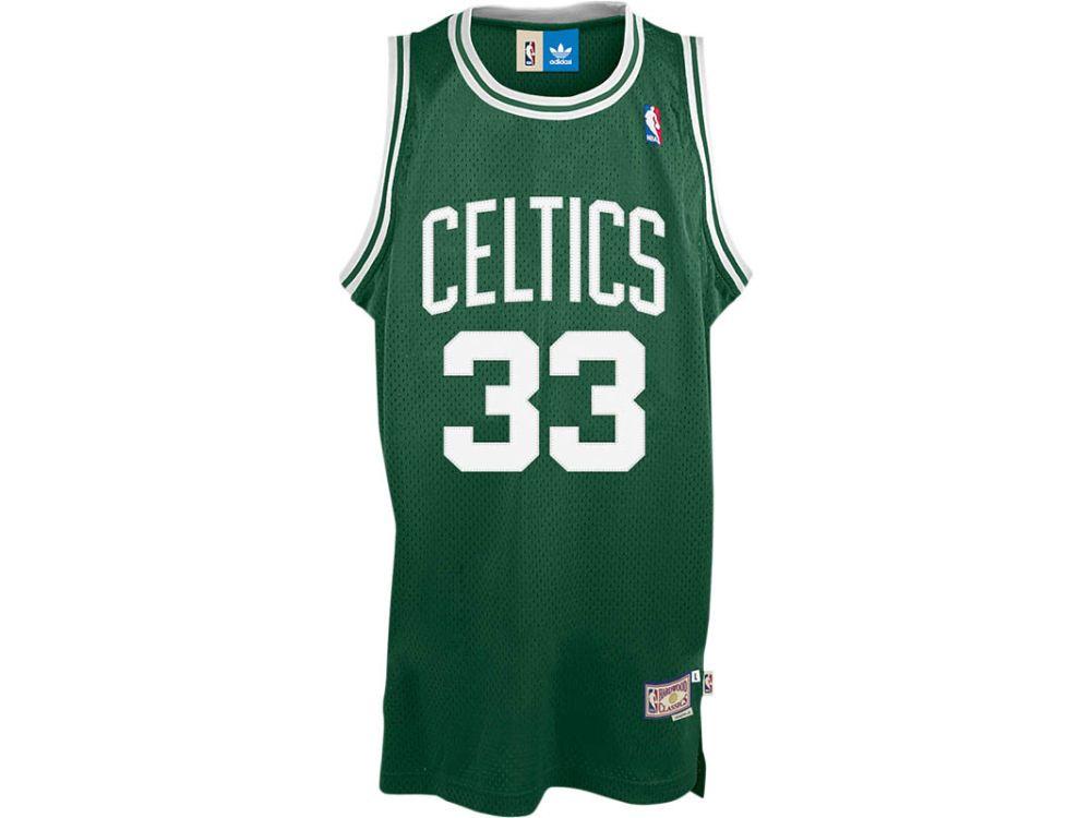 Boston Celtics Larry Bird adidas NBA Men s Retired Player Swingman ... 056dfd4cb