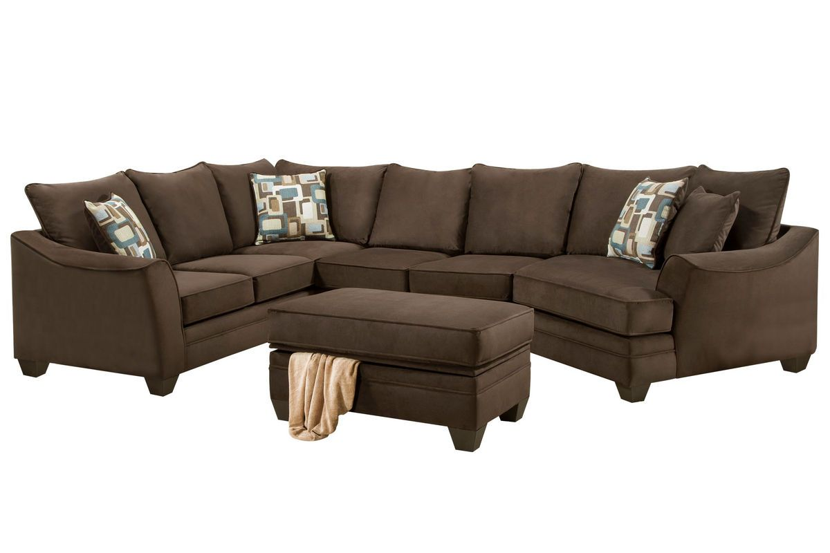 Boca Sectional From Gardner White Furniture No Chaise Lounge But
