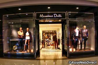 Siam Paragon == First Floor - Fashion Venue Eg. Zara etc ...