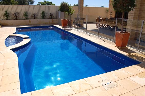 Landscaping Ideas Leisure Pools Australia Leisure Pools Pool Swimming Pools Inground