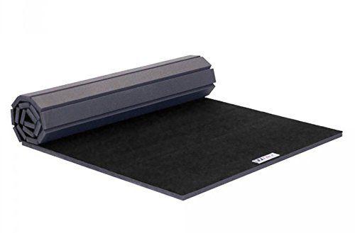 Incstores Deluxe Carpet Top Cheer Mats 5ft X 10ft X 1 3 8in
