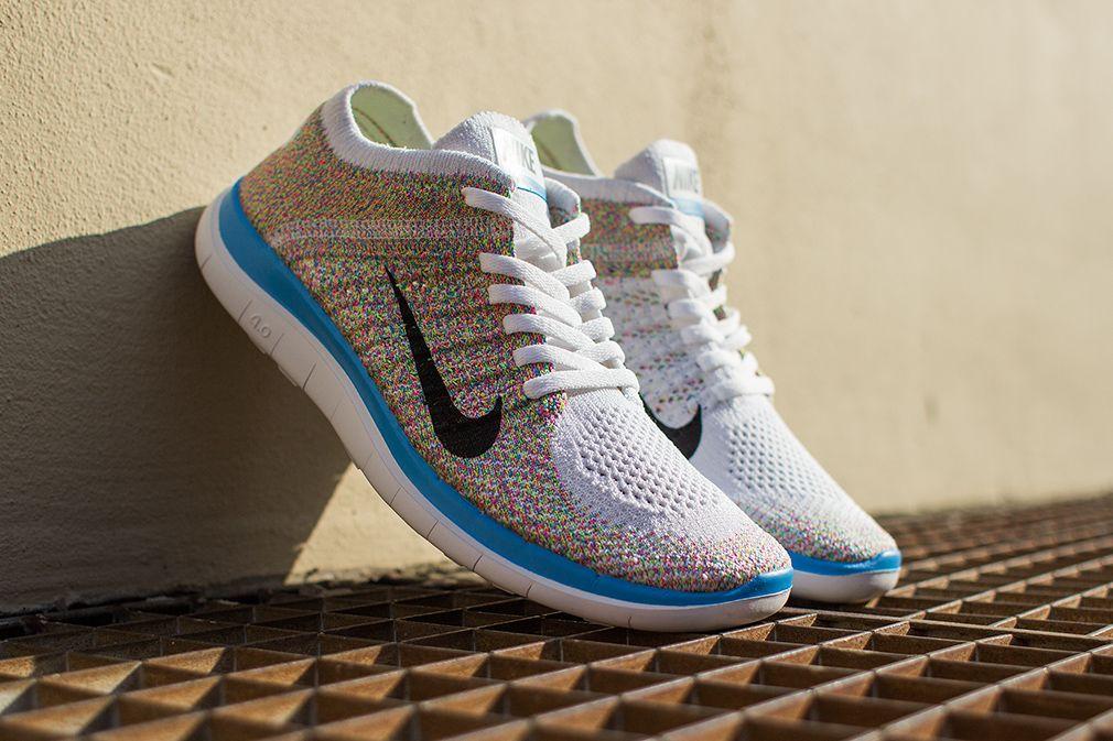 Nike Womens Free Flyknit