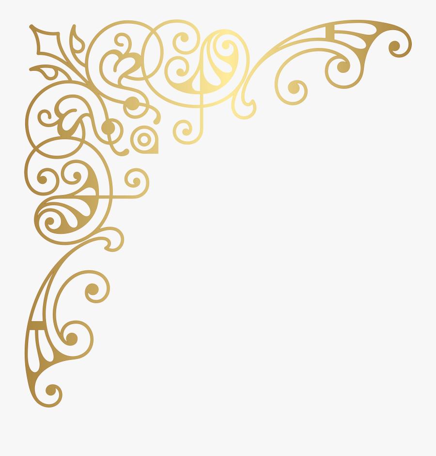 Gold Corner Wall Stencils Google Search Gold Border Design Free Clip Art Clip Art Borders