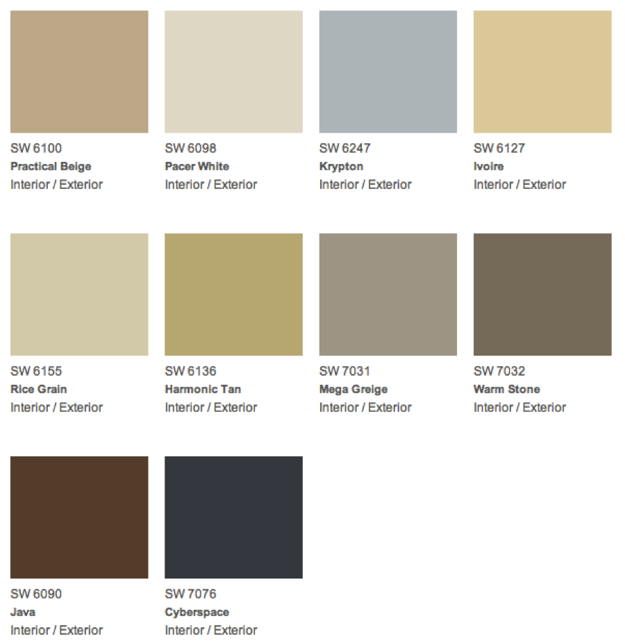 Our naturally neutral collection is sophisticated and for Sophisticated color palette