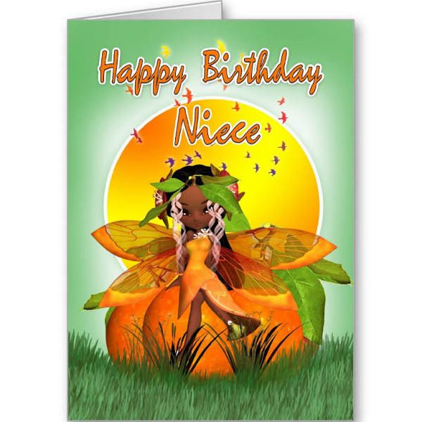Image Result For Happy Birthday Niece African American Cards