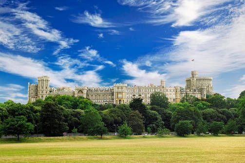 Windsorin linna on maailman vanhin yhä asuttu linna.