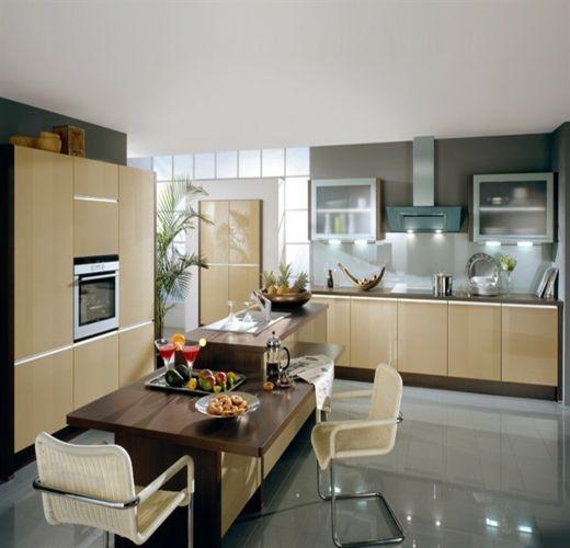 moderne kuche design ideen nobilia werke, 48 erstaunliche moderne küche design ideen von nobilia-werke | küche, Design ideen