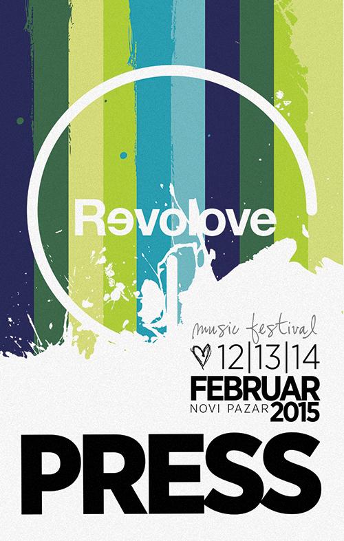 Revolove Fest - February 2015 VIPs