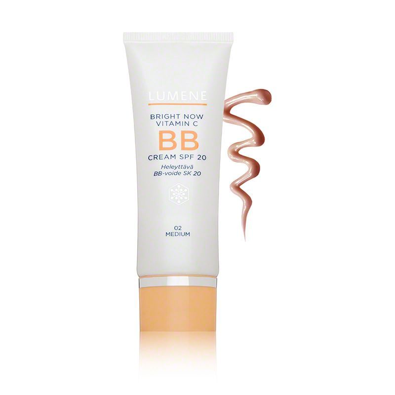 lumene vitamin c illuminating bb cream