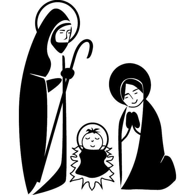 Nativity Figuras Dibujos Y Plantillas Pinterest Nativity