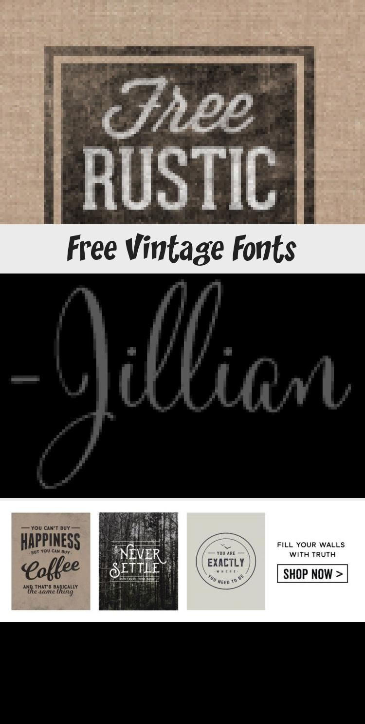 Something About Vintage Typography Conveys A Message Of Authenticity And Quality Take Your Designs Ba In 2020 Vintage Fonts Colorful Logo Design Geometric Logo Design