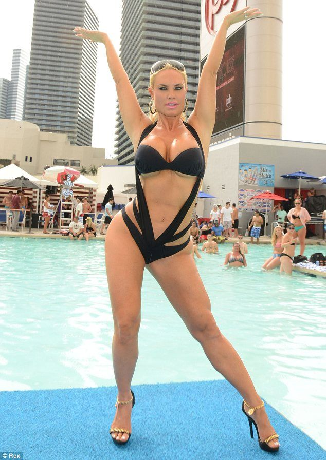 Swimsuit Nicole Coco Austin naked (17 pictures) Gallery, 2015, butt
