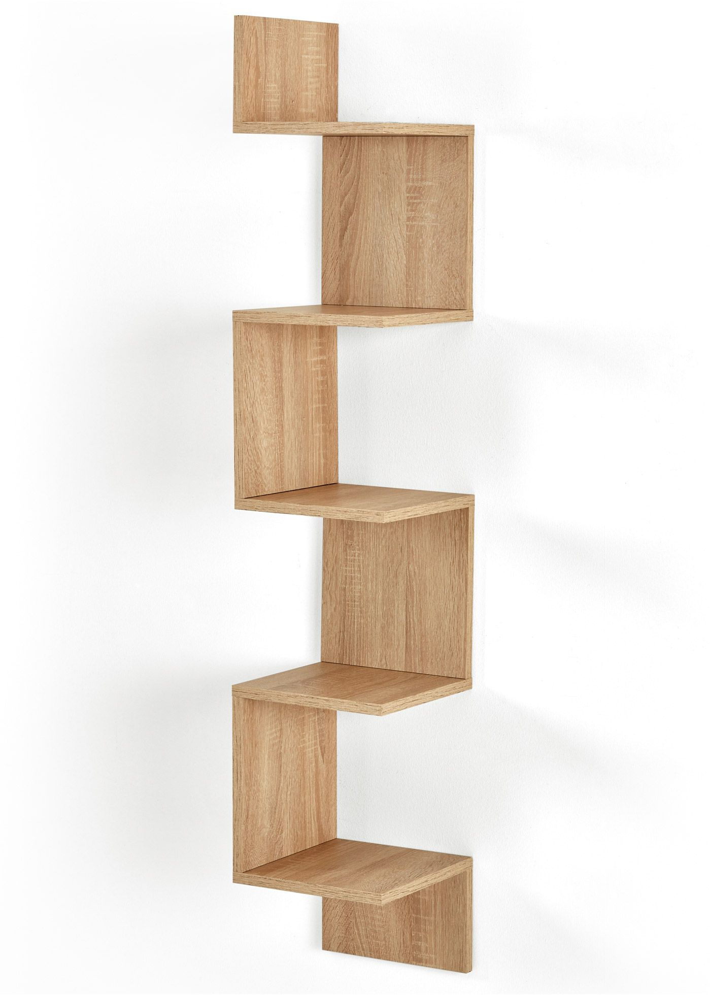 Étagère d\'angle Rico | Wall racks and Walls