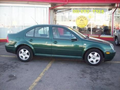 Used VolksWagen Jetta GLS year 2000 for sale in Colorado at