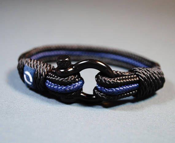 Police Officer Gift Law Enforcement Bracelet Police