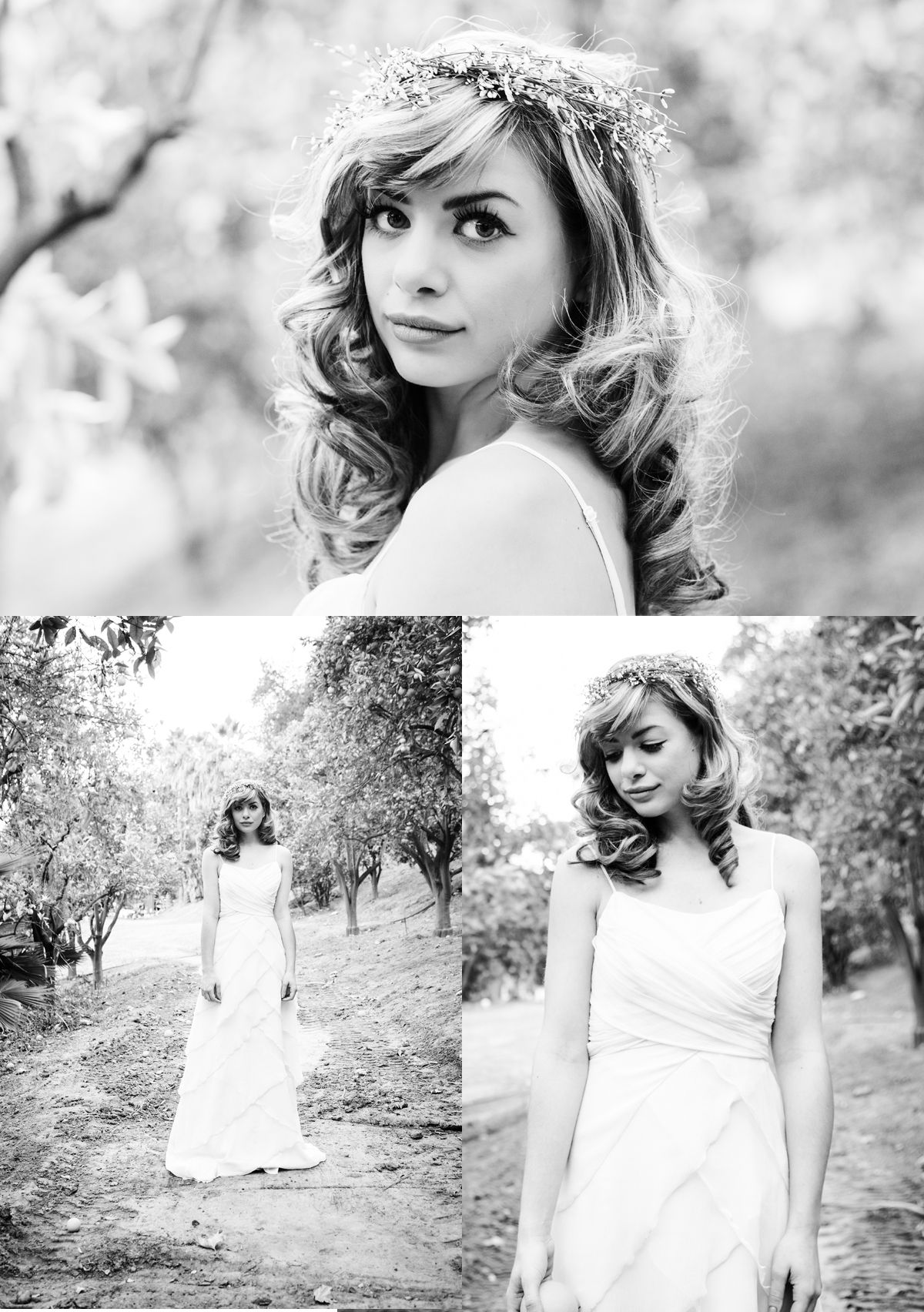 1930s inspired bridal hair and makeup by hair comes the