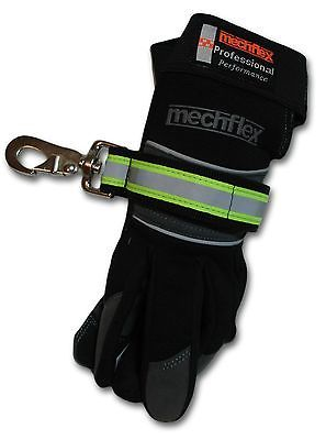 Firefighter Turnout Gear Fireman S Fire Glove Strap Extrication Reflective Hd Firefighter Gloves Turnout Gear Firefighter