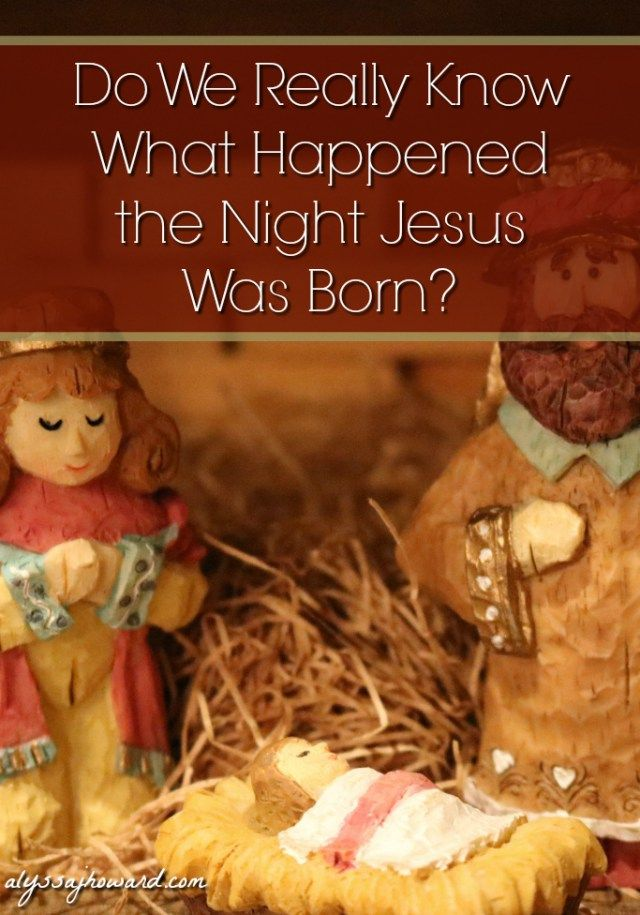 the nativity story  do we really know what happened the