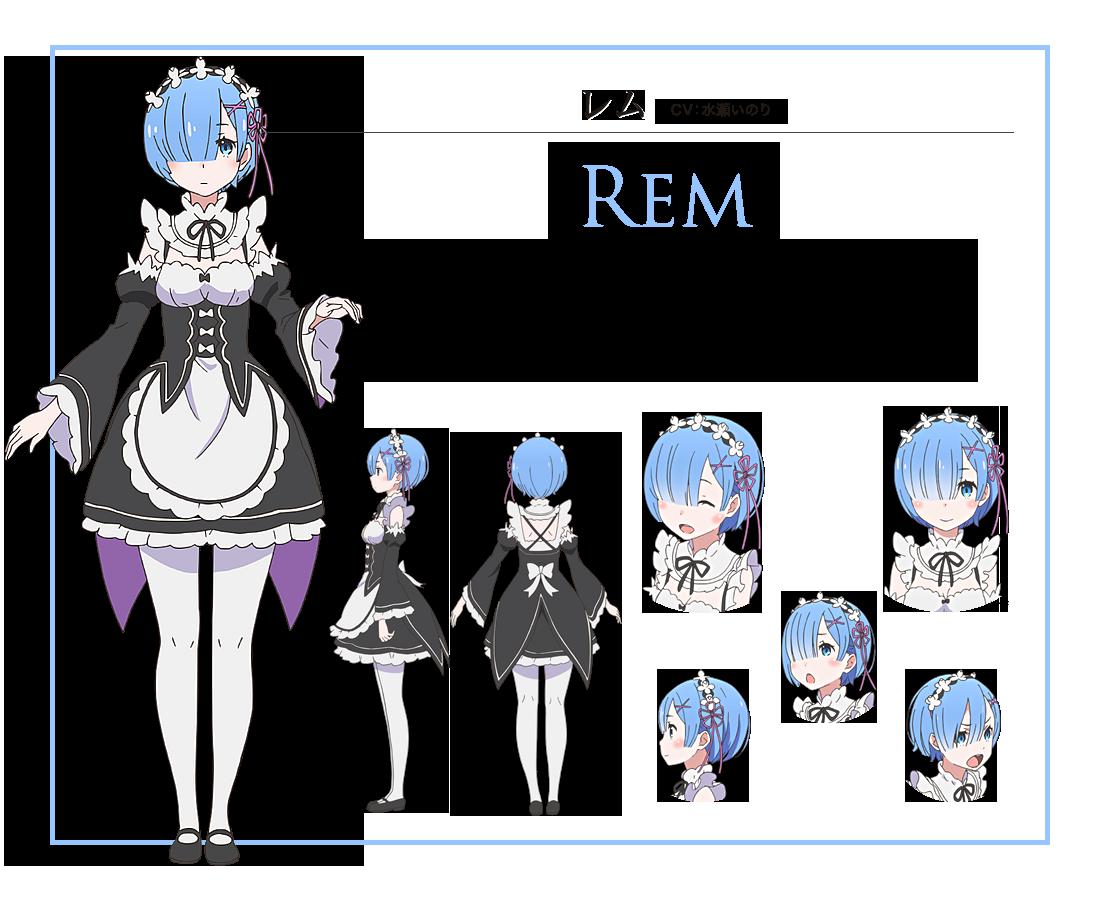 rezero kara hajimeru isekai seikatsu, ReZero, rem Re
