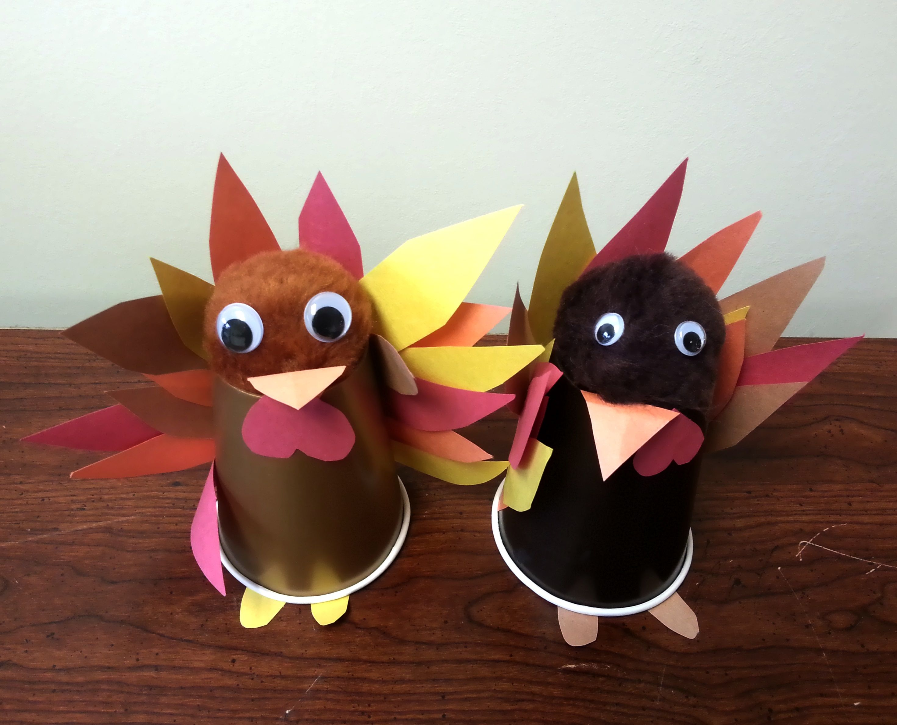 Tabletop Turkey Craft For Patients With Alzheimer S Disease Or