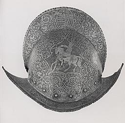 Italian  Comb Morion, c. 1580