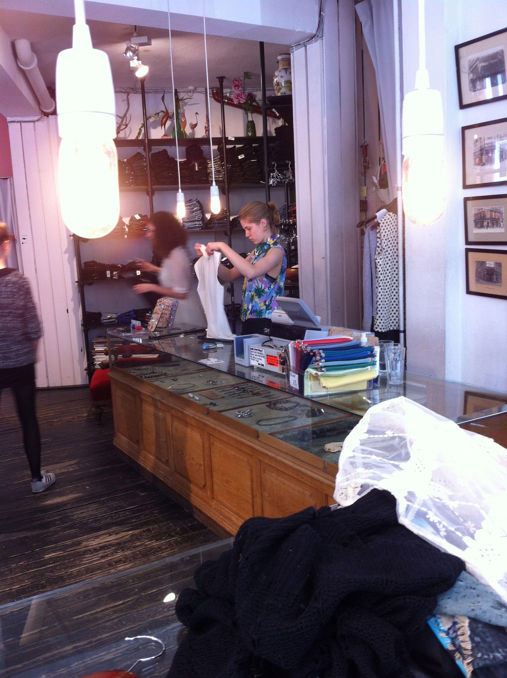 Rude shop Copenhagen