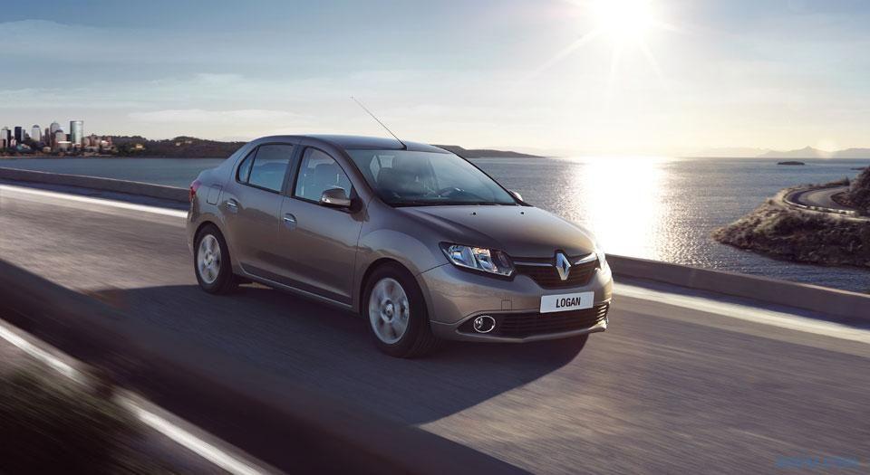 صور وسعر رينو لوجان 2015 الشكل الجديد من الداخل والخارج New Renault Renault City Car