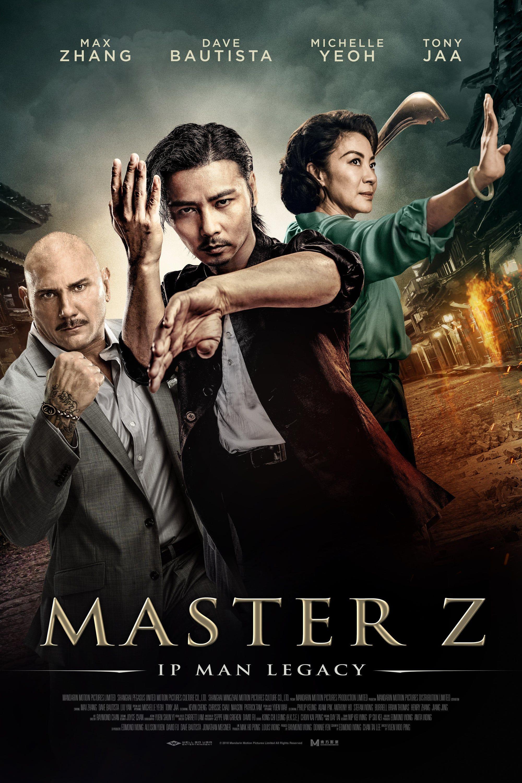 Free Of Ads Original Movies123 Full Movie Master Z Ip Man Legacy On Movies123 Watch Online F Ver Peliculas Online Películas De Artes Marciales Ip Man