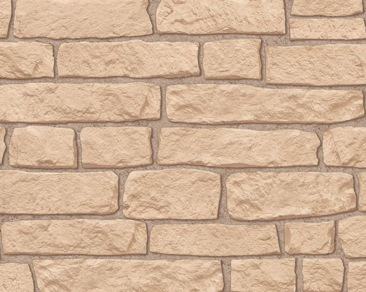 9115-44 Decora Natur 5 Wallpaper - Double Roll, Decor: Stone Wall - modern - Wallpaper - Designers Wallpaper