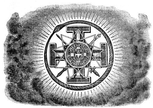 Masonic Symbols Teutonic Cross Secret Brotherhoods Sororities