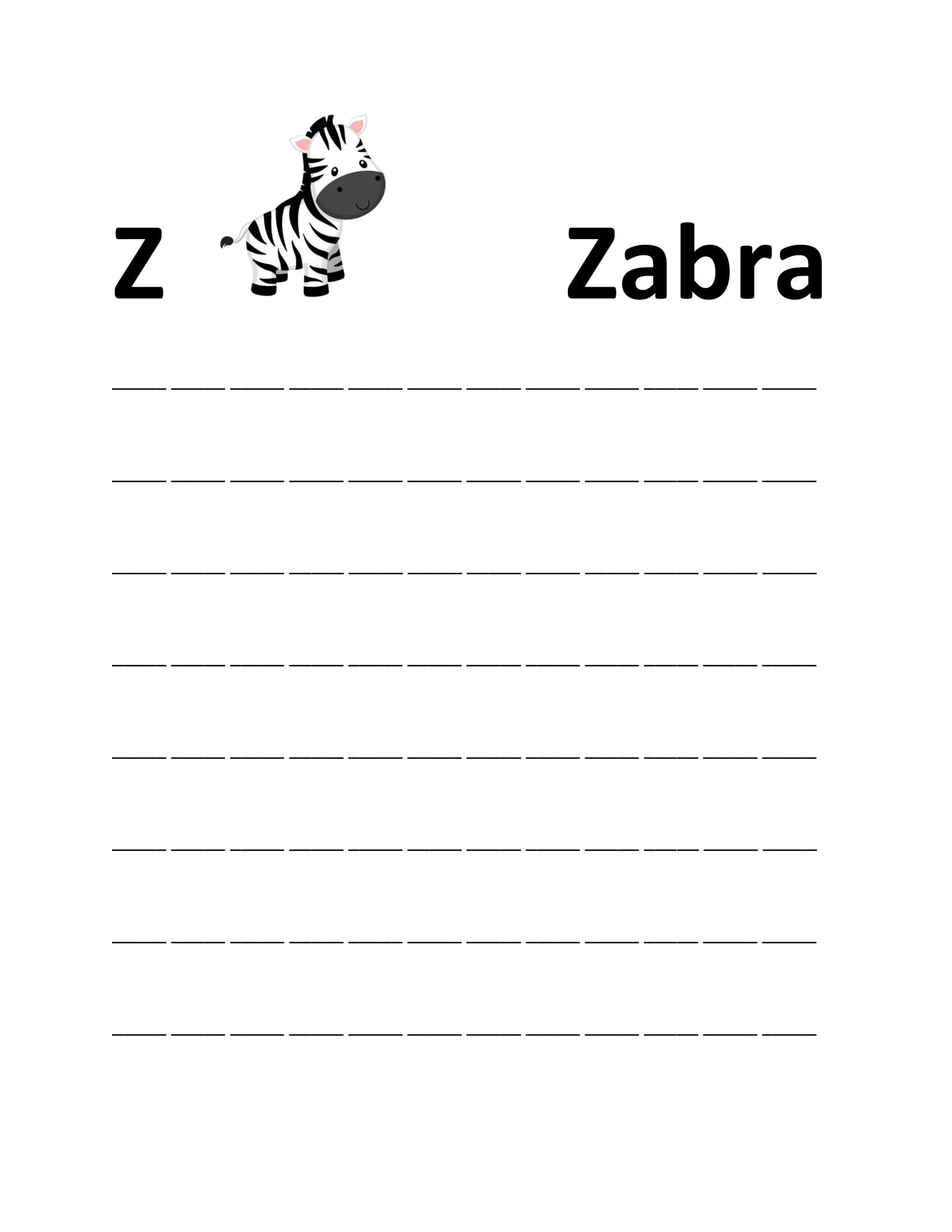 Pin By On A To Z Baby Writing