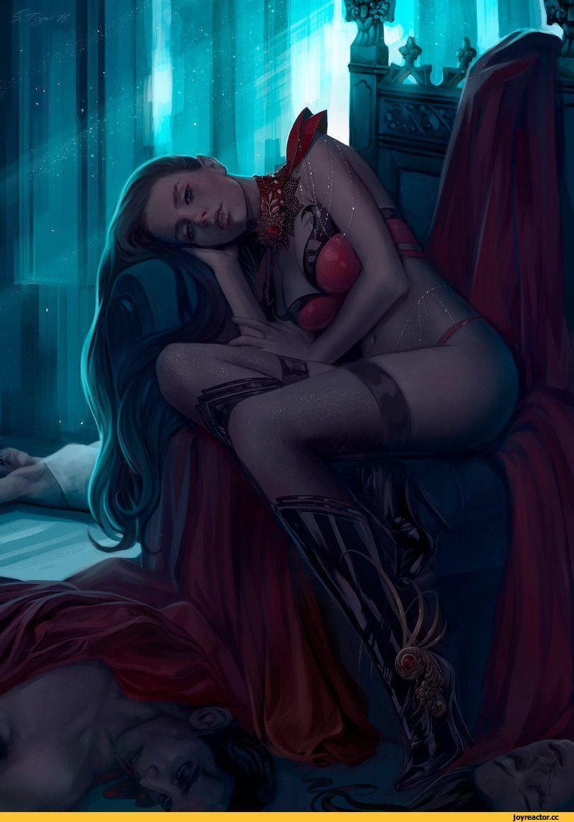 Vampire Harem
