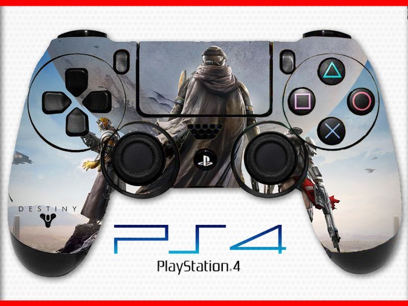 Destiny Cover PS4 Controller Skin Wrap Sticker Playstation 4 Skin Destiny Skin