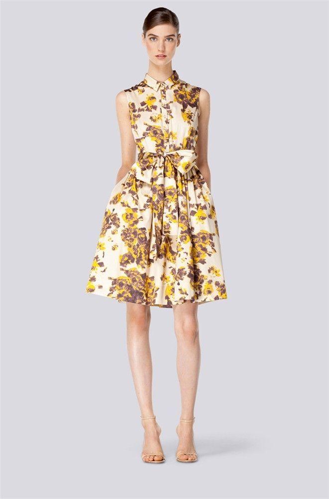 3fe1f2e28 20 vestidos de fiesta cortos para invitadas a una boda (primavera ...