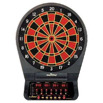 Dart Boards 72576: Bullshooter Arcade Style Dartboard Cabinet W ...