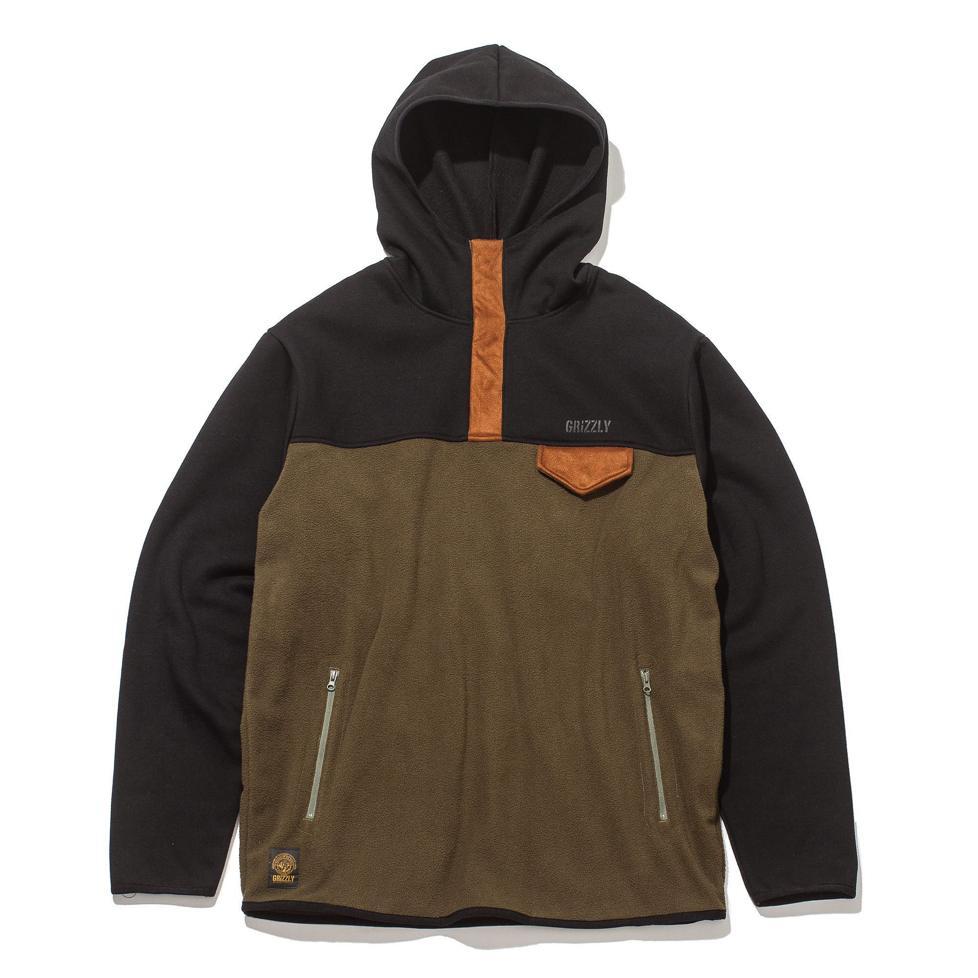 Big Sur Pull Over Hoody