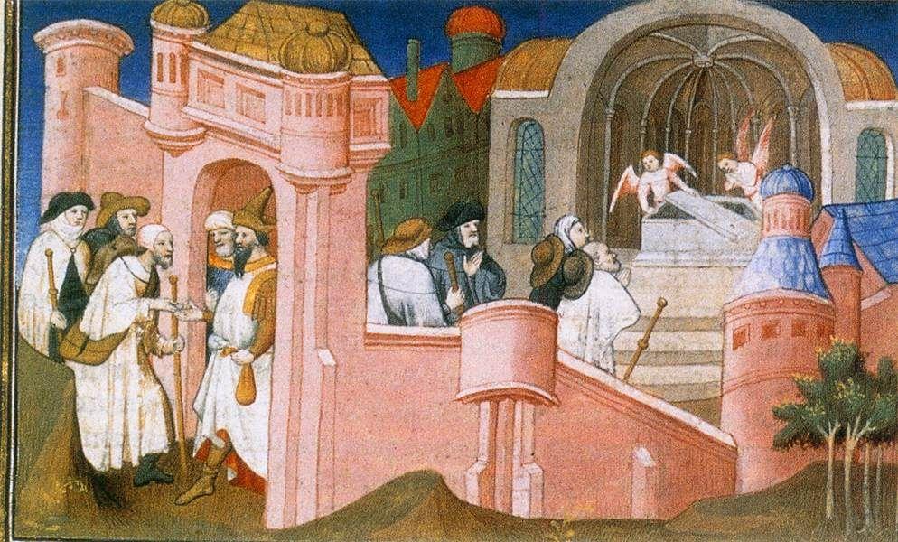 Livre des Merveilles du Monde 1410-12 Manuscript (Ms. français 2810) Bibliothèque Nationale, Paris