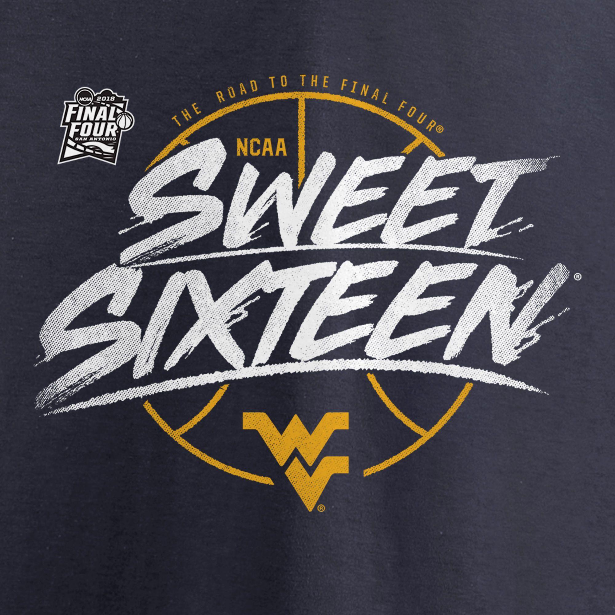 West Virginia Mountaineers Fanatics Branded 2018 NCAA Men