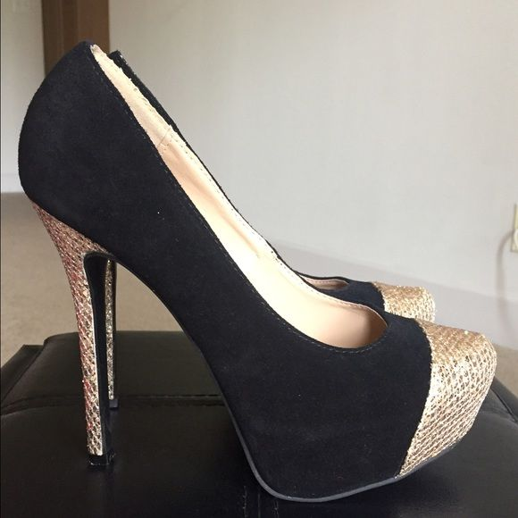 Steve Madden Steve Madden heels, worn ones. Look like brand new. Steve Madden Shoes Heels