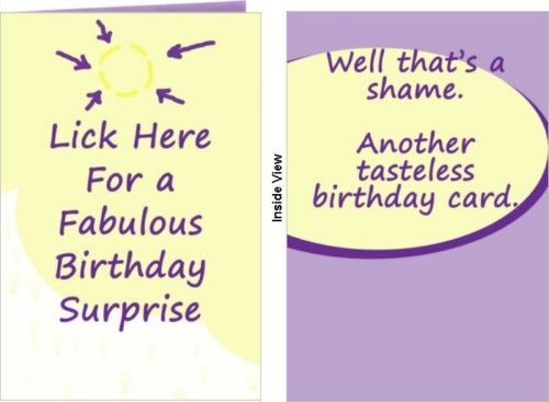 Inside jokes favorite quotes and witty puns all work brilliantly card ideas m4hsunfo