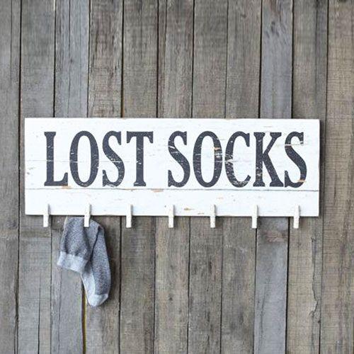 Lost Socks Hanger | dotandbo.com