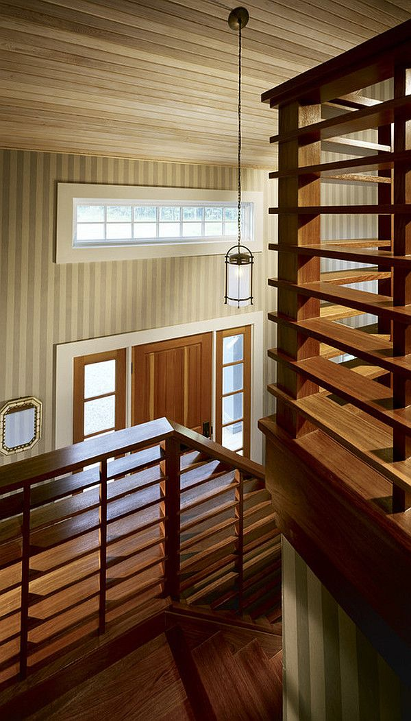 Best Choosing The Perfect Stair Railing Design Style Wooden Stairs Railings And Stairways 400 x 300