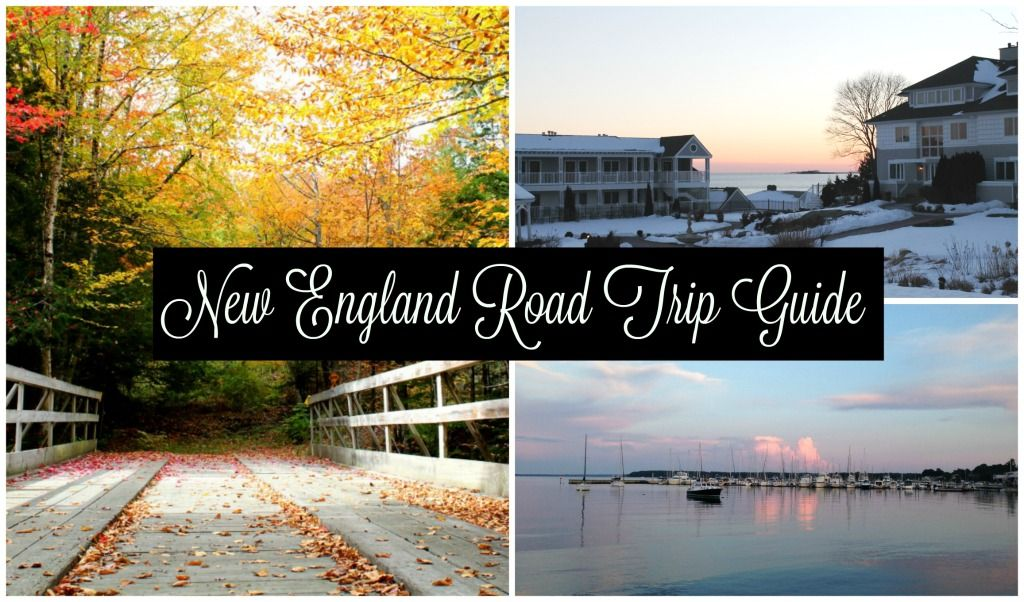 This northeast area of the United States is full of history, perfect colonial seaside towns and rural waterfalls set in forest. It is the perfect place to take a US Road Trip! #travel #ustravel #usa #roadtrip #TBIN