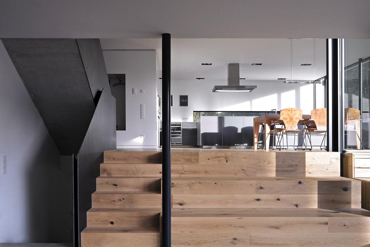 Innenarchitekt Aalen liebel architekten haus aalen zochental architektur