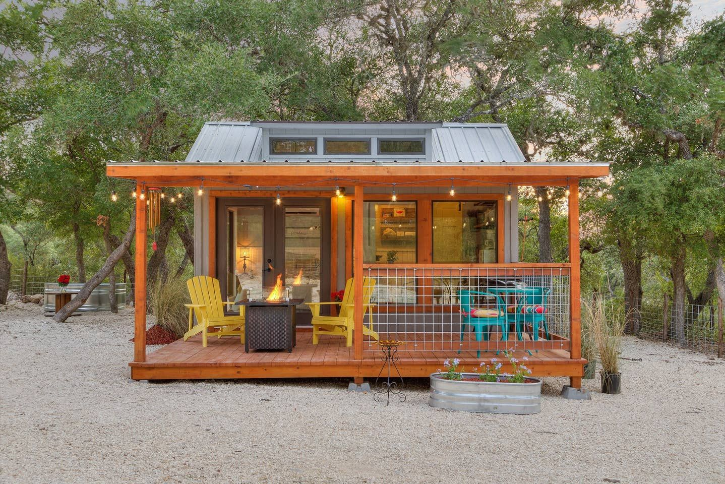 20 tiny houses in texas you can rent on airbnb in 2020 in