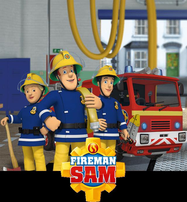 Fireman Sam, Edutainment, Unique Kids