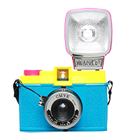 Lomography Diana F+ Cmyk Camera- for the techie soul