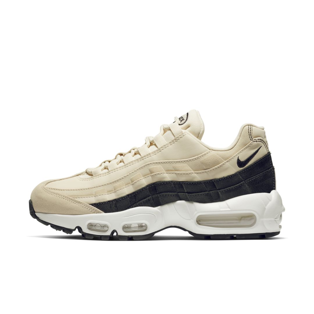 Nike Air Max 95 Premium Contrast Women s Shoe Size 8.5 (Light Cream ... e44034cb1