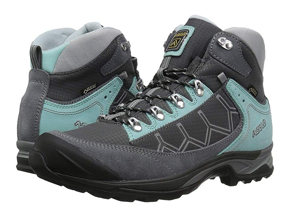 really comfortable new appearance dirt cheap Asolo Falcon GV (Grigio/Grafite) Women's Shoes. The meaning ...