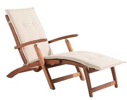 Peru Deck Chair from Homebase | Aaaaand relax! | Pinterest
